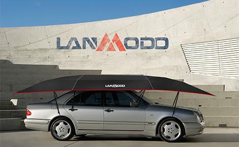 防雹において最も効果的な車用保護カバー