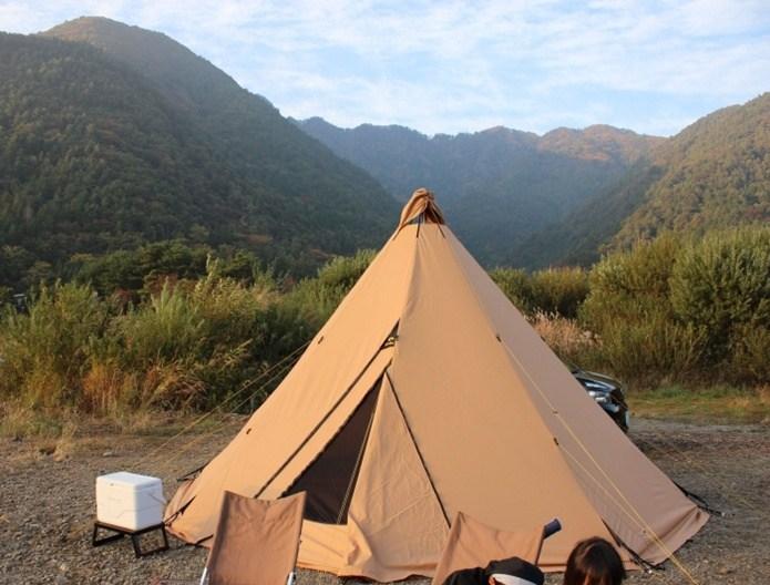 冬キャンプ テント おすすめ