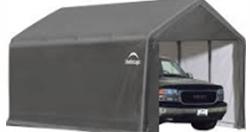 車の冬の避難所
