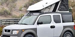 あなたのニーズを満たすために設計された車のトップカンペール屋根テント