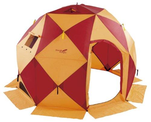 lanmodoワカサギ釣り用テント