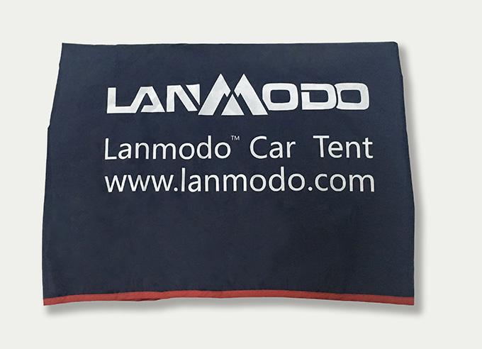 Lanmodoの3.5Mサイズのためのカーのテントキャノピ