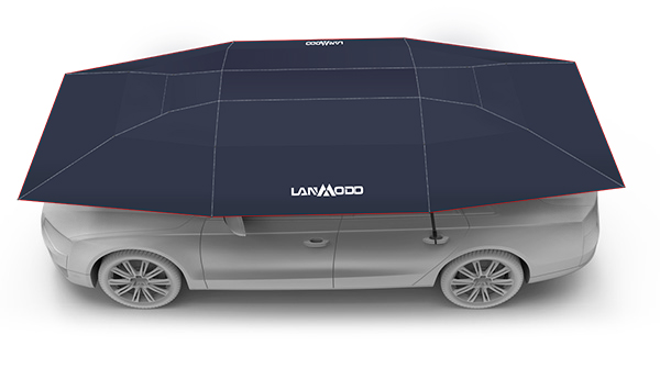 Lanmodo Pro 四季自動車テント