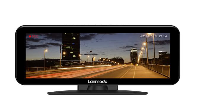 Lanmodo Vast Pro —ドライブレコーダーを使用した1080Pナイトビジョン